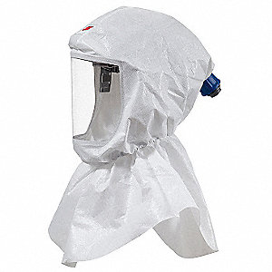 Versaflo(TM) Hood Assembly,White