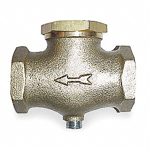 Cast Brass Air Check Valve