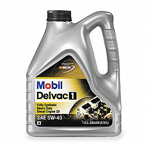 mobil mobil delvac 1 esp 5w 40 diesel 1 gal engine and. Black Bedroom Furniture Sets. Home Design Ideas