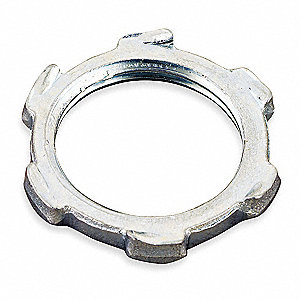 "1-1/4"" Threaded IMC, Rigid Locknut"