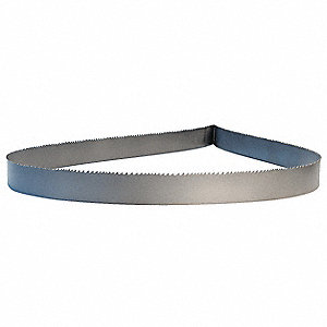 Band Saw Blade,12 ft. L ,1-1/4 In. W