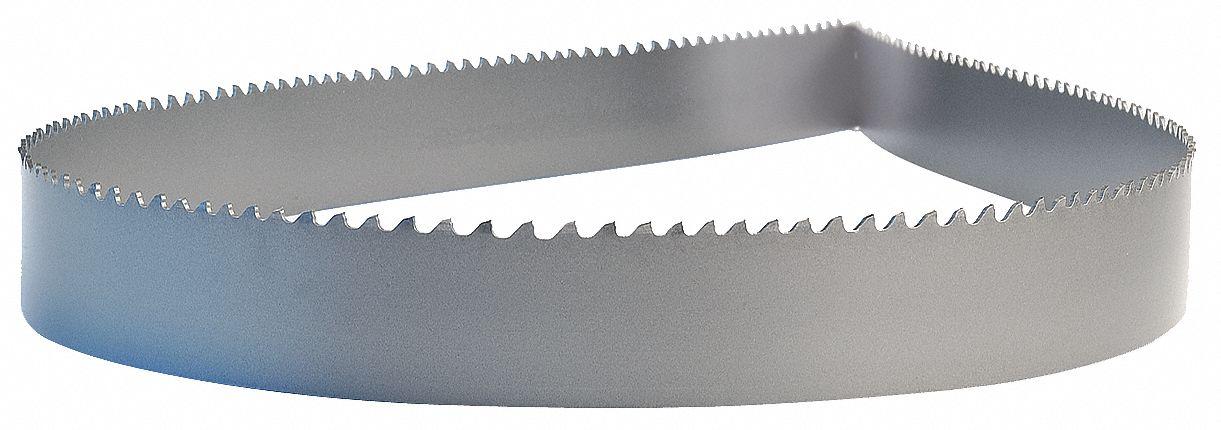 "186/"" Lenox bandsaw blade 15/'6/"" x 0.032 x 1/"" scalloped blade 2 per inch"