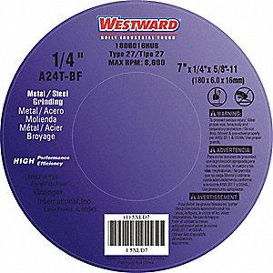 DEPRESSED CENTER WHL,T27,7X1/4X5/8-
