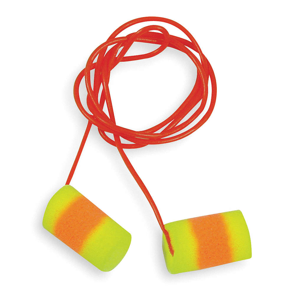 Ear Plugs Pack P1400 3M Safety Divisi 3M Earplugs Pistonz 3 pair to a pack  New