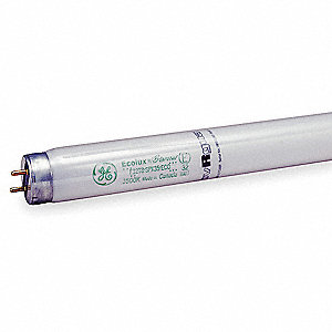 "48"" 32 Watts Linear Fluorescent Lamp, T8, Medium Bi-Pin (G13), 2835 Lumens, 3500K Bulb Color Temp."
