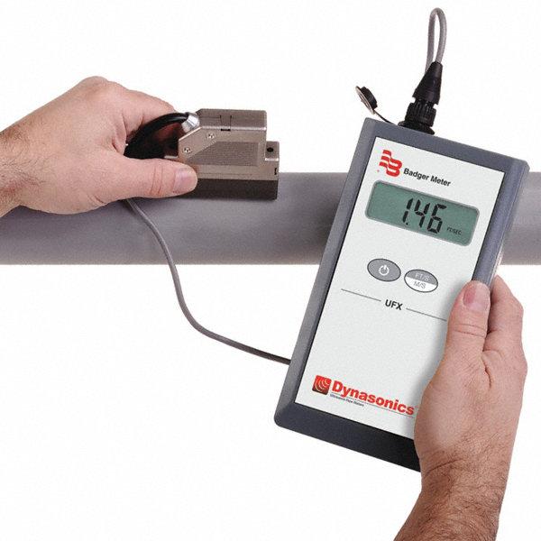 Hand Held Electrical Meters : Dynasonics hand held doppler meter xpl dufx d grainger