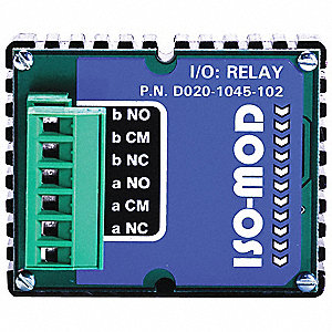 Control Relay Module-Two Form C