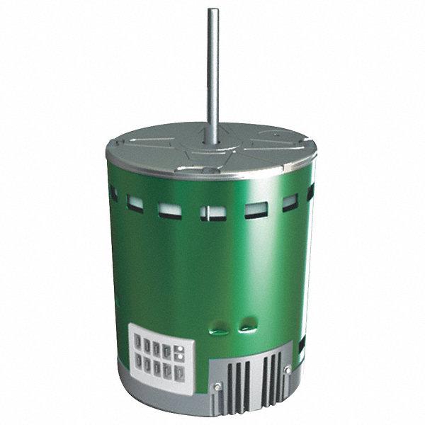Genteq 1 2 hp ecm direct drive blower motor ecm 1070 for Ecm blower motor tester