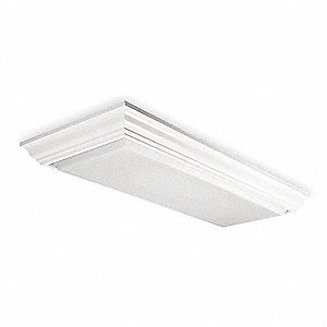 Light Fixture,99W,120V,White