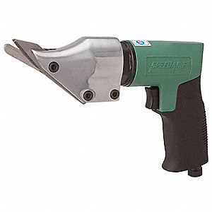 Industrial Duty Air Shear, Strokes per Minute: 2600, Gauge Thickness: 18