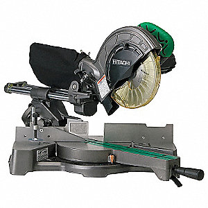"8-1/2"" Sliding Compound Miter Saw, 5500 No Load RPM, 9.5 Amps"