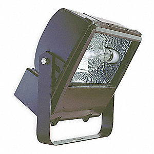 Floodlight,400 W Metal Halide,120V
