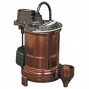 SUMP PUMP,1/3 HP