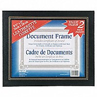document and poster frames - Document Frames