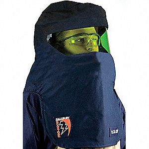 ARC FLASH HOOD SNGLE LYER 8CAL/CM2