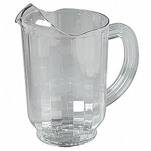 Pitcher,Clear,PK6