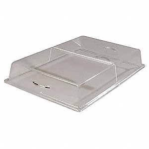 Hinged Pastry Tray Cover