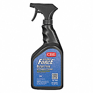 Butyl Free All Purpose Cleaner, 32 oz. Bottle, Unscented Liquid, Ready To Use, 1 EA