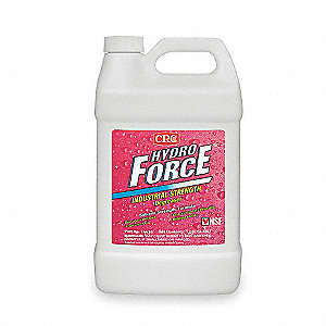 Degreaser, 1 gal. Bottle, Pleasant Liquid, Ready to Use, 1 EA