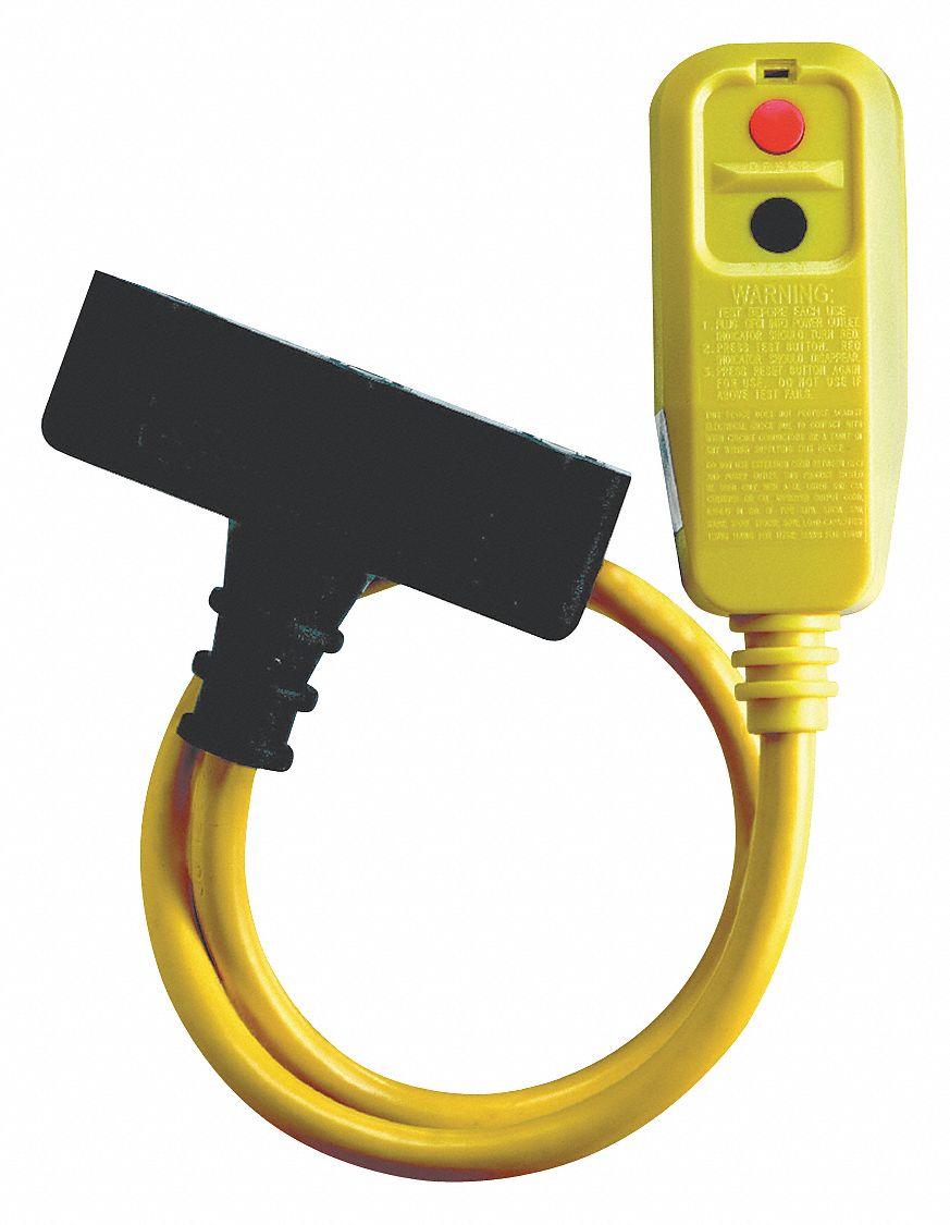 Portable GFCIs