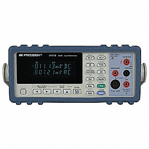 Bench Multimeter,Dual Display,True RMS