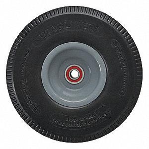 Hand Truck Foam Filled Wheel,3-1/2 in.W