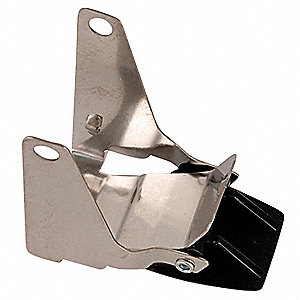 Caster Brake Kit,Fits 5in Swivel Casters