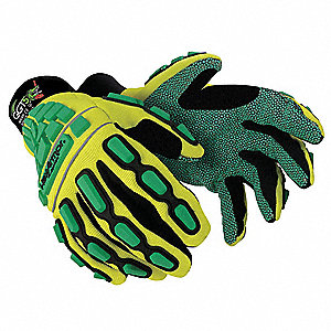 Uncoated Cut Resistant Gloves, ANSI/ISEA Cut Level 5, High-Performance Polyethylene/Dyneema® Lining,