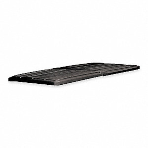 Tilt Truck Lid,Black,Fits 40-1/2 cu. ft.