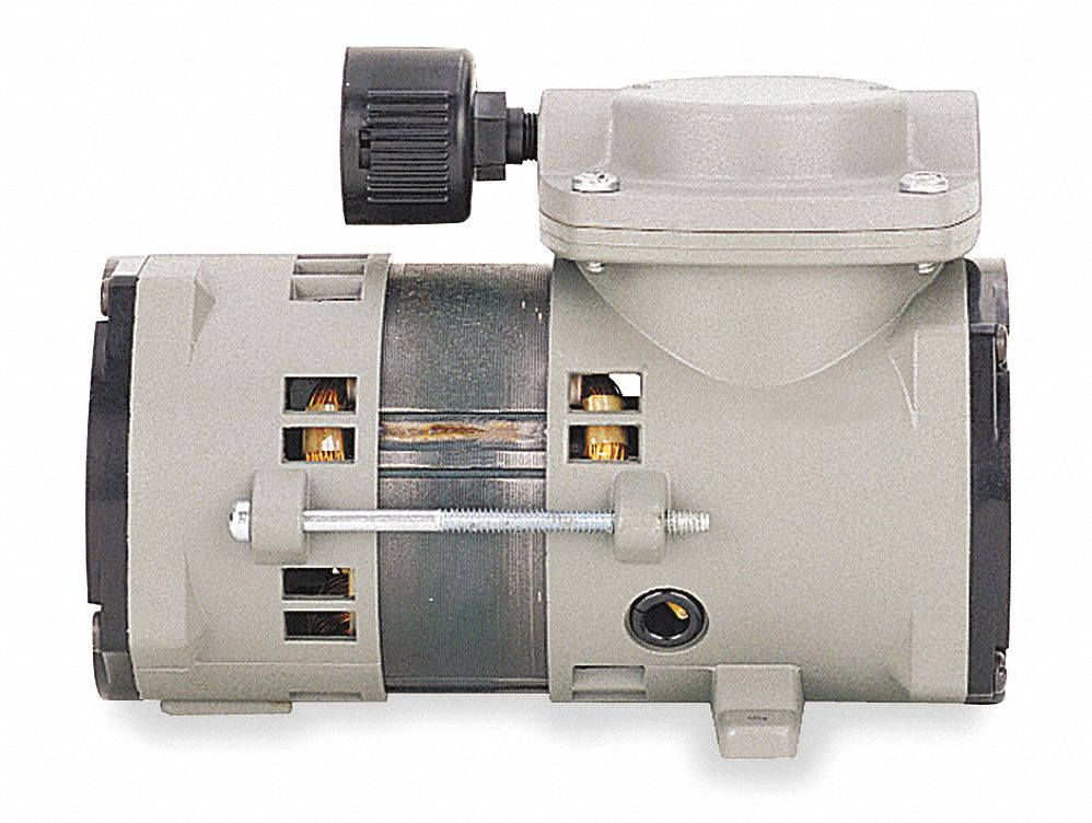 1/20 hp HP Diaphragm Compressor/Vacuum Pump