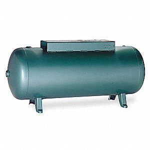 30 Gal. Stationary Steel Air Tank