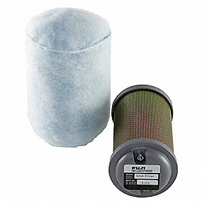 Inlet Filter with Cover