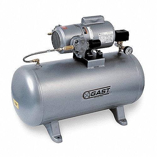 Gast compresor de aire el ctrico 14 0 7 0 compresores - Compresor de aire precios ...