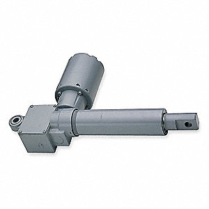 "Linear Actuator, 500 lb. Rated Load, 12"" Stroke Length, 35 in./min. Speed @ Rated Load"
