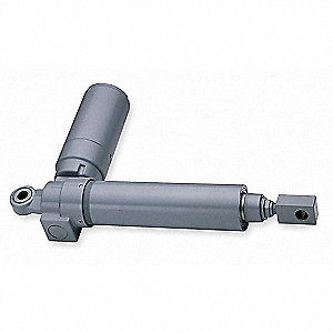 "Linear Actuator, 500 lb. Rated Load, 6"" Stroke Length, 42 in./min. Speed @ Rated Load"