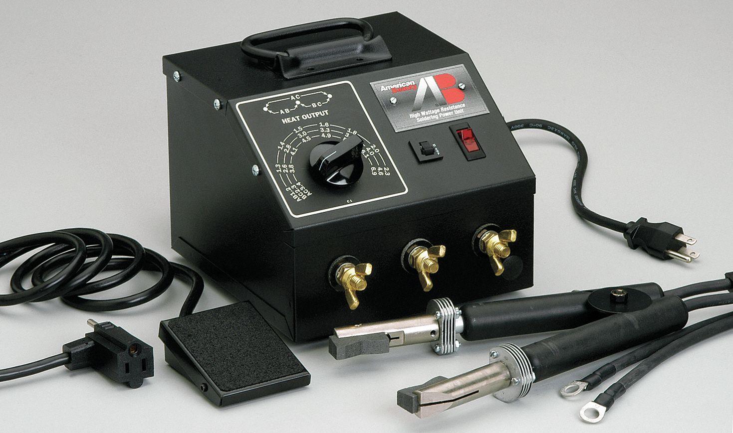 AMERICAN BEAUTY MP-9 Solder Pot,Electric,135W