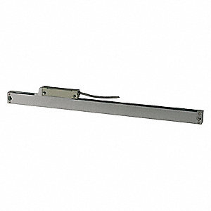 Glass Scale,36 In,For 5ZHF5