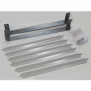 Vertical Louver Kits, For Use With Mfr. No. 4DG08, 4DG09, 4DG28, 4DG29