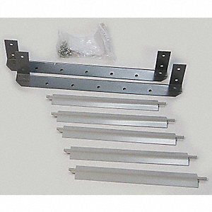 Vertical Louver Kits, For Use With Mfr. No. 3DUF7