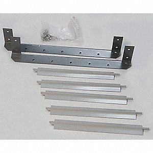 Vertical Louver Kits, For Use With Mfr. No. 5PV43