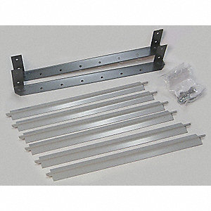 Vertical Louver Kits, For Use With Mfr. No. 5PV47, 5PV48