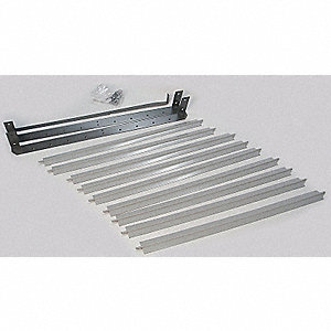 Vertical Louver Kits, For Use With Mfr. No. 5PV27, 5PV28