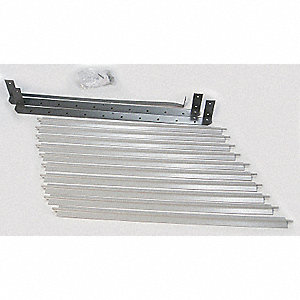 Vertical Louver Kits, For Use With Mfr. No. 5PV32, 5PV33
