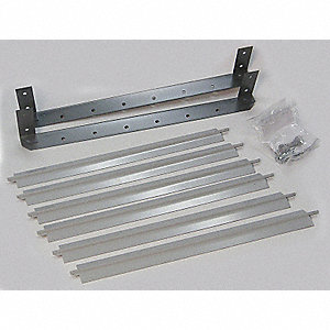 Vertical Louver Kits, For Use With Mfr. No. 5YH18