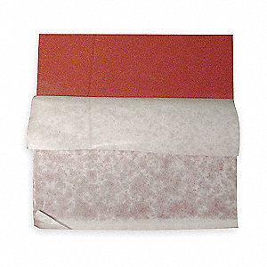 Fire Barrier Putty,9.5Lx9.5In W,Red Brwn