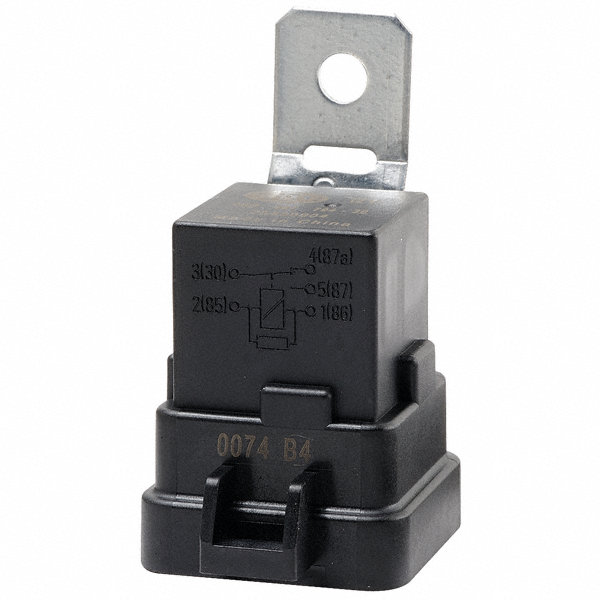 grainger approved mini change over relay 5 pins contact