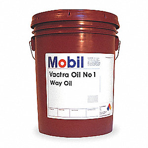 Mobil Vactra No.1,Way Oil, 5 gal, ISO 32