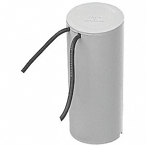 "1-5/8"" Diameter Dry-Film HID Capacitor, For Use With 400W Merc CWA, 35 MFD Rating"