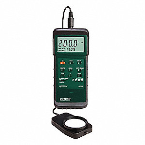 Ft Candle Light Meter,NIST Certified