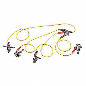 Four Way Grounding Set